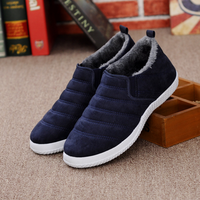 China Cheap Shoes Best Selling Fashion Men High Quality Comfortable Warm Suede Shoes