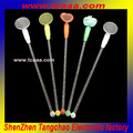 Bar tool LED swizzle stick for decoration