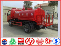 New model dongfeng free card 4*2 4 ton antique fire trucks for sale in dubai