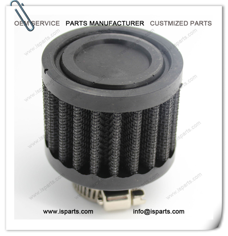 low price racing car 12mm breather air filters