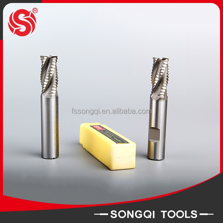 HSS Thread Milling Cutter with 4 Flute Wholesale