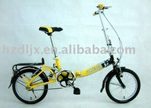 "2012 new style 16"" folding bike"
