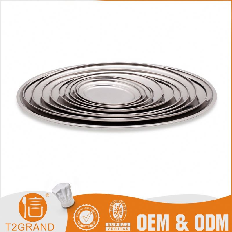 Oem/Odm Restaurant & Hotel Stainless Steel Chef And Dish