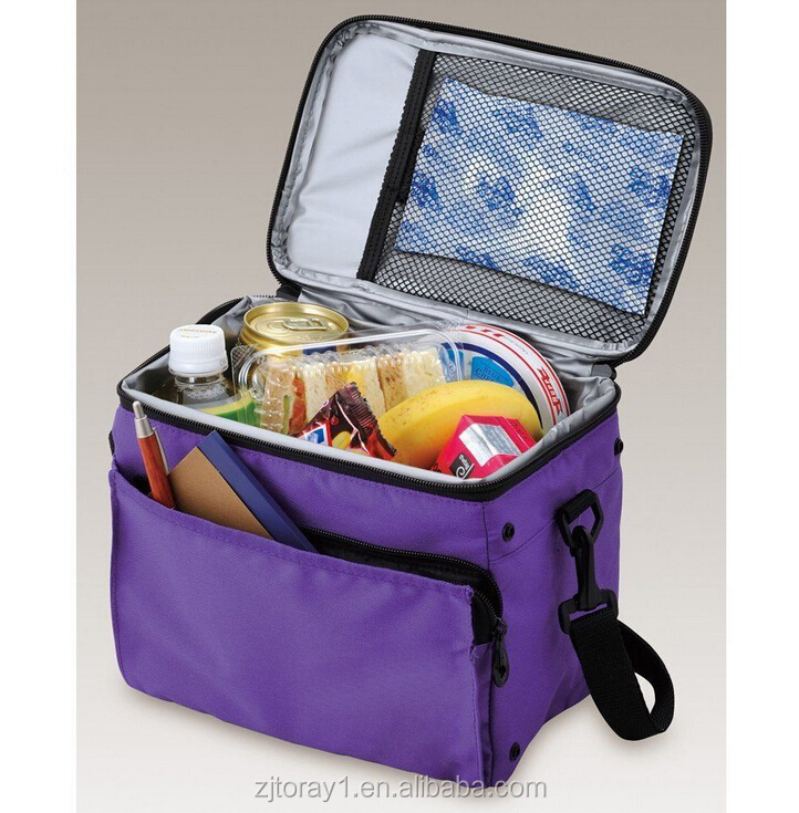 Soft Insulating Effect Lunch Cooler Bag Shoulder bag