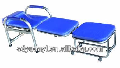 hospital recliner chair bed with high quality