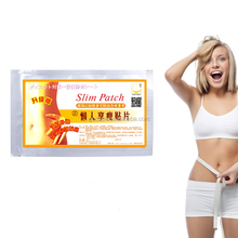Detox body fat burner belly wonder slimming diet patch
