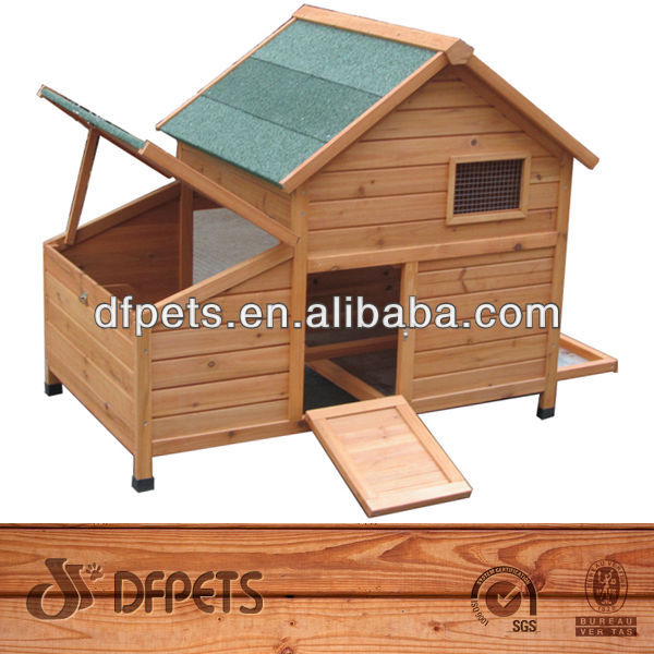 2018 New Wooden Chicken House For Sale DFC002