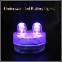 Halloween Decorative Led Light No Cable Wedding Submersible Led Tea Lights
