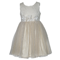 fashion girl summer tulle dress