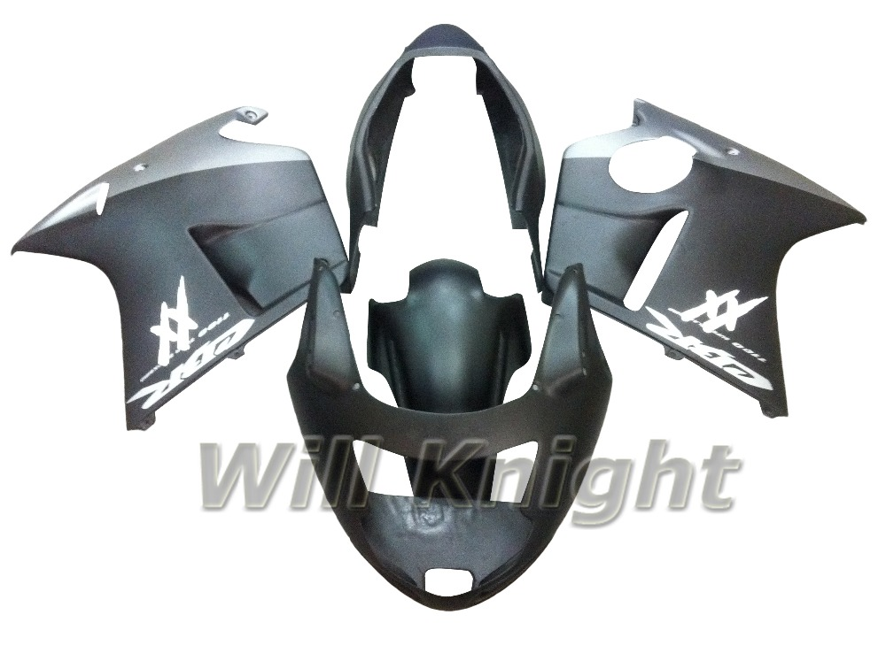 ABS Plastic Injection Mold Body Fairing Kit for Honda CBR1100XX 1996 - 2007