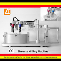 Manual zirconia milling machine