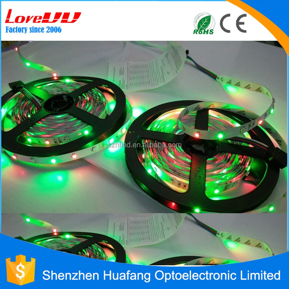 Waterproof 5050 Ce Rohs Led Rigid Strip,Remote Controlled Led Strip Light,Low Power Consumption Flashing Led Grow Light Strip