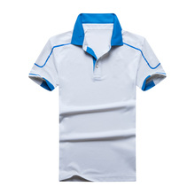 Dry Fit Breathable Cool Style China Manufacturer Excellent Material Polo Shirt Sports T-shirt For Men