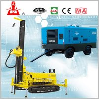 Durable new products motor mounted water well drilling rig