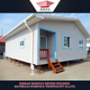 High Quality Mobile Flat Roof Prefab House Portable Cabin
