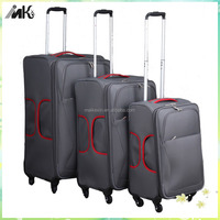 Fashion weekender luggage trolley trave bag with universal wheels for trolley laptop bag