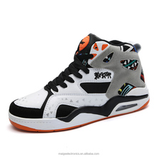 OEM High Top Mens Basketball Shoes Plus Size Sports Shoes for Men