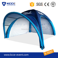 Hot sale inflatable cube tent manufacturer from China