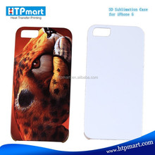 3D Sublimation Bulk Cell Phone Case for IPhone5