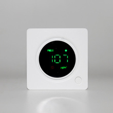 Plantower laser particle sensor indoor PM2.5 air quality meter