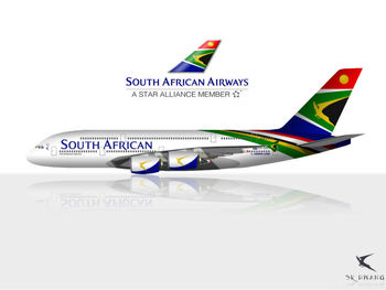 Courier service for South Africa