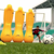 Hot sales inflatable soccer dummy folding inflatable goalkeeper mannequin