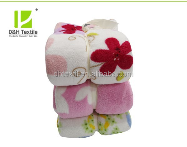 High Quality No Sew Fleece Blankets Kits