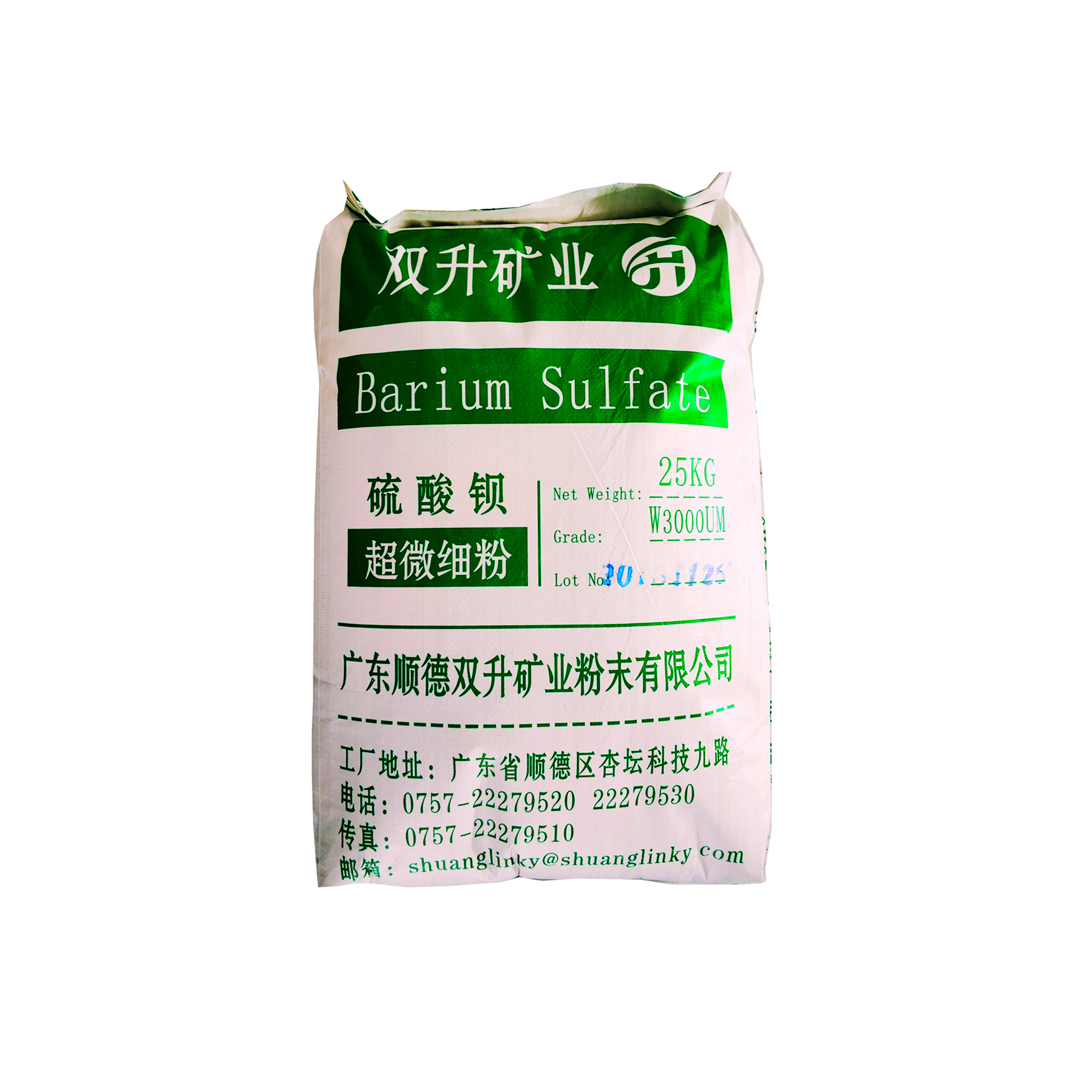 Nature barium sulphate <strong>manufacturing</strong> for paint