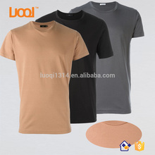 Wholesale More Colours Plain Custom T-shirt Blank T Shirts Cheap Promotional Mens t Shirts