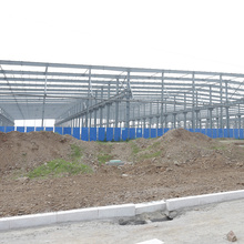Hot Sale Prefabricated Steel Structure Building Warehouse