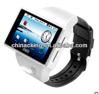 2013 best z1 smart watch phone with free 8G TF card and bluetooth headsets