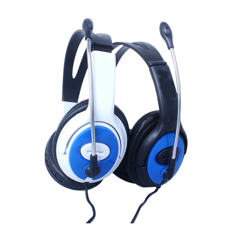 Hot sale universal mobile handsfree headphones wired earphone with mic