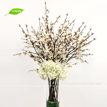 GNW CTR1606002 Plum Blossom Table Stand Artificial Flower Wedding Centerpiece
