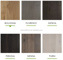 European oak engineered wood flooring- color scheme from YORKING HARDWOOD