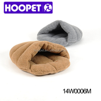 Private label pet products hooded cat beds