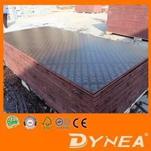 Truck Board Film Faced Plywood/Concrete Mould Plywood Panel