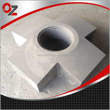 high density graphite rotor for Vacuum Pumps