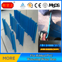 Blue/Black Compound pvc water stop Sealing Belt in Construction Building Engineering Bidding