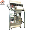 Automatic 4 heads weigher dry food packing sealing wrapping machine
