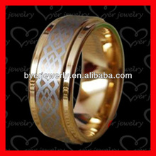 rose gold tungsten ring cheap price good quality