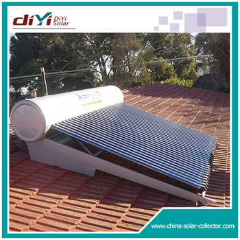 Thermosyphon (Passive) Heating System solar water heater controller