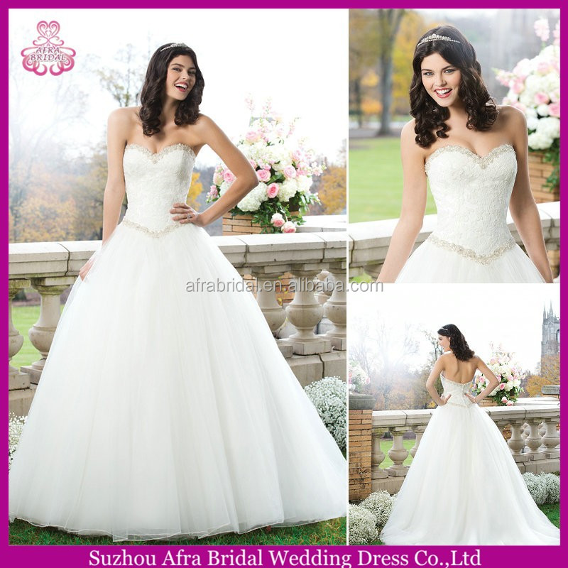 SD2193 puffy ball gown wedding gowns alibaba bridal dresses for a prices
