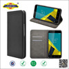 Magetic Slim Wallet PU Leather Case for Vodafone Smart Ultra 6 With Stand