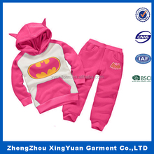 100% Polyester manufacturer hoody, cheap designer hoodies clothing for kids