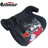 Newest design high quality adult car booster seat baby car booster seats 15-36kg