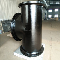 DAT Group china ductile cast iron pipe fittings with high quality