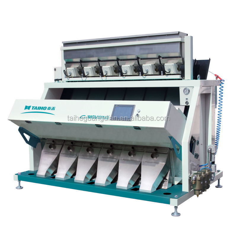 2016 New Product CCD Automatic Rice Color Sorting Agriculture Machine
