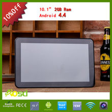 cheap factory 10.1 inch tablet pc 1gb ram 8gb rom 1024*600 HD screen multi touch quad core A31S mid laptop computer S104