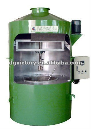 Industrial electromagnetic radiation furnace