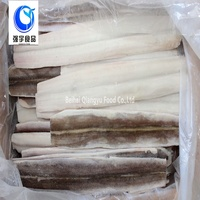 New Arrival Frozen IQF Conger Eel Fillets factory